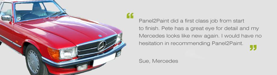 Mercedestestimonial